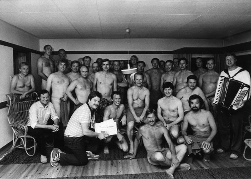 Sauna party hot pics 87