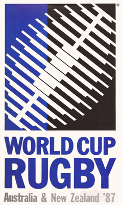Rugby and the first rugby world cup west nally