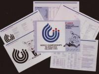 West Nally Contribution to Athletics 1984